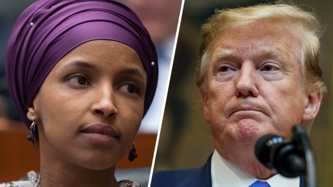 Omar Cites More Death Threats Against Her Since Trump Tweet