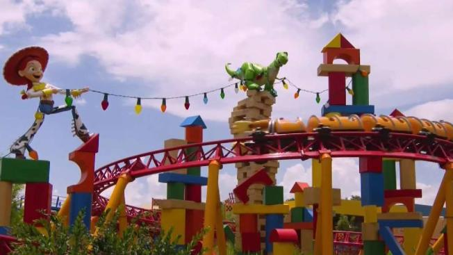 Toy Story Land Opening At Walt Disney World In Florida Nbc