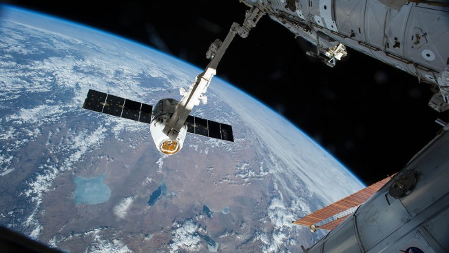 SpaceX taking recycling all way to orbit for NASA