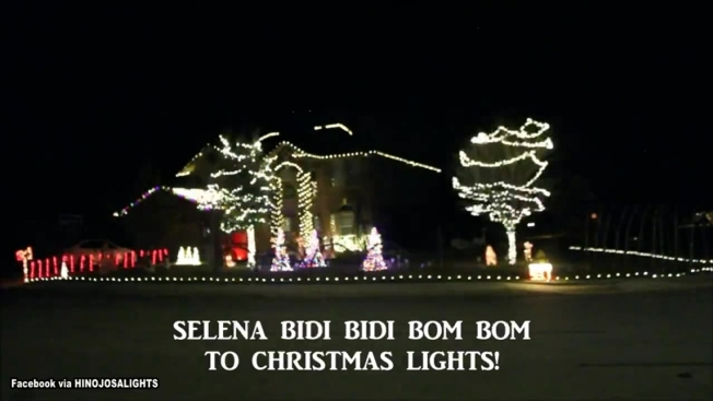 its a selena christmas in texas