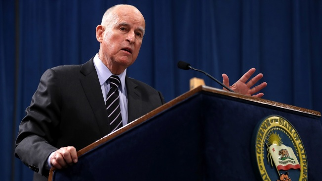 Gov. Jerry Brown Pushes for 5 Million Zero-Emission Cars