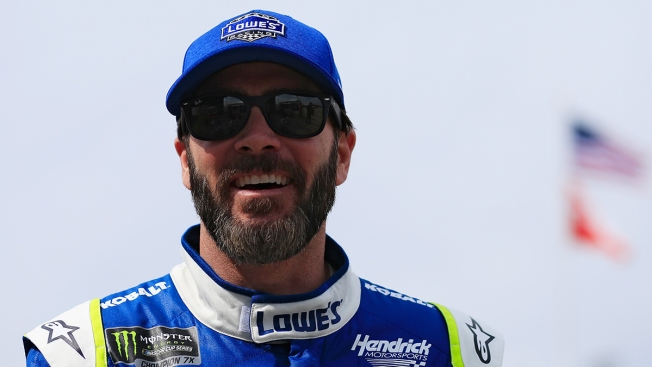 7-Time NASCAR Champ Jimmie Johnson to Retire