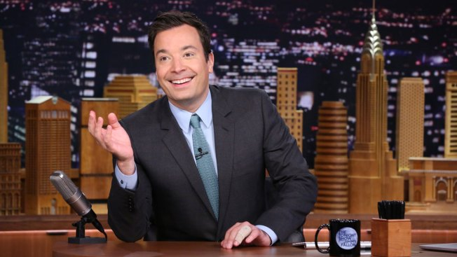 Jimmy Fallon Honored as 'Emperor of Comedy' by  Harvard Lampoon