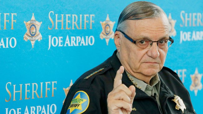 Arizona Sheriff Officially Charged With Criminal Contempt in Racial-Profiling Case