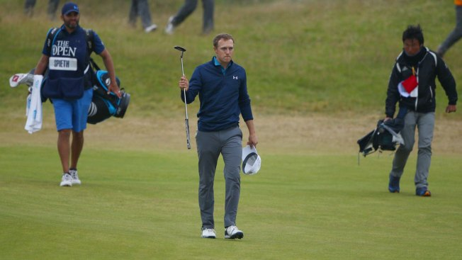 Jordan Spieth Edges Matt Kuchar to Win 2017 British Open
