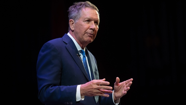 'Final Straw': GOP Ex-Ohio Gov. Kasich Supports Impeachment