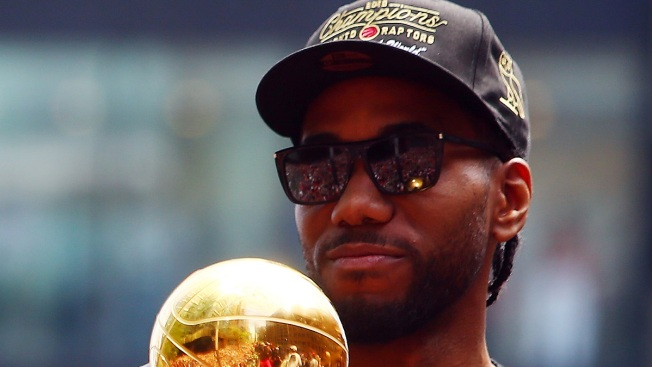 Kawhi Leonard Reportedly Signing With LA Clippers, Paul George Joining Via Trade