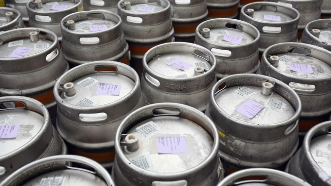 Fraternity Members Force Dog to Drink From Beer Keg, Sparking Investigation