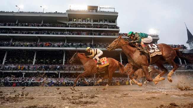 Kentucky Derby Winner Country House Won't Run in the Preakness Stakes