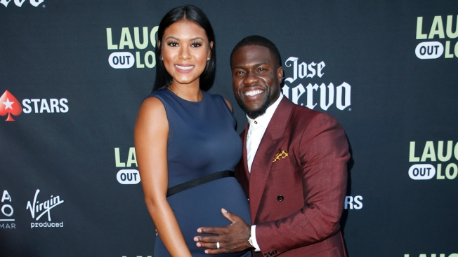 Kevin Hart Announces Birth of Baby Boy Kenzo Kash