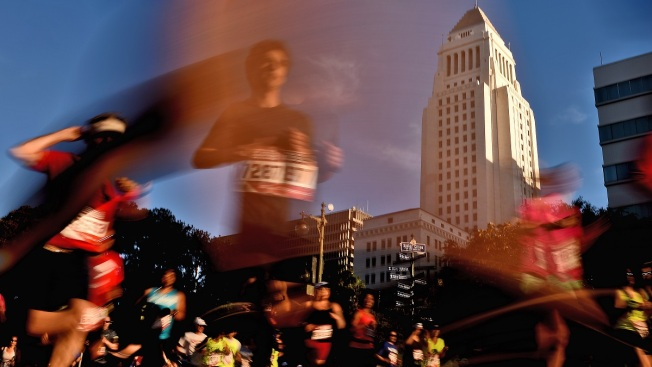 Streets Closures From Downtown to Santa Monica Planned for LA Marathon