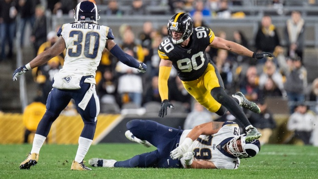 Offense Sputters Again Rams Fall To Steelers 17 12 Nbc