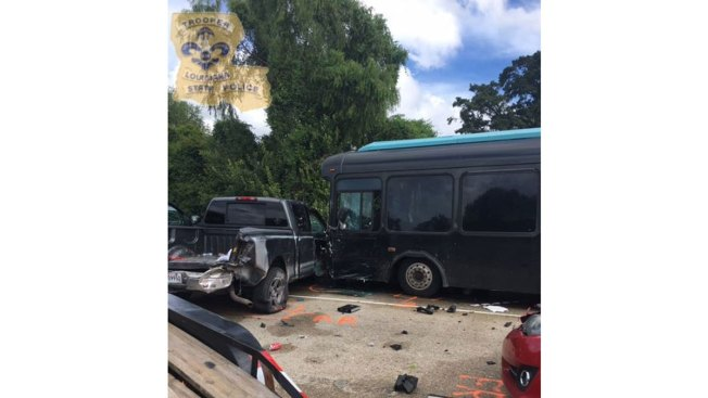 Driver in Fatal Louisiana Flood Relief Bus Crash to be
