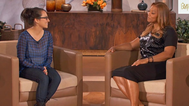 "Queen Latifah Offers ""I Quit"" Video Girl a Gig"