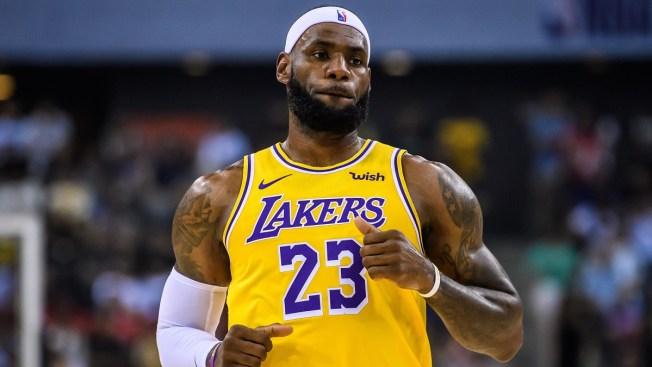 LeBron James Speaks, Says Rockets' Morey 'Wasn't Educated' on China Tweet