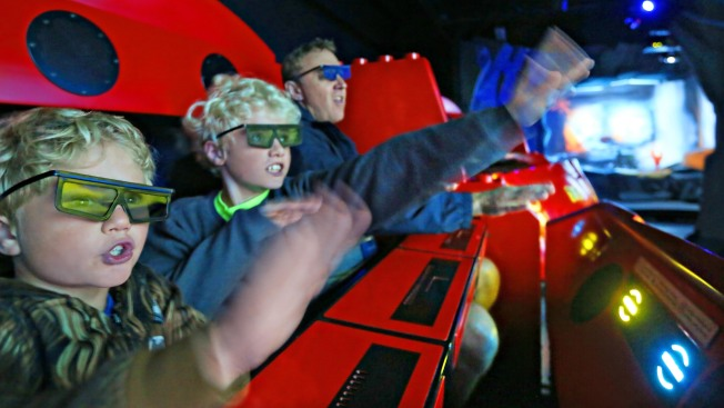 Kids Unlock Their Inner Ninjas at LEGO® NINJAGO® World