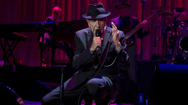 Free: Music Center's Leonard Cohen Night