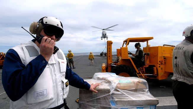 Navy Officer Pleads Guilty in Bribery Scheme