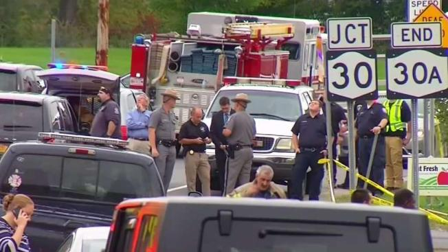 20 Dead After Limo Blows Stop Sign Crashes In Upstate Ny Nbc