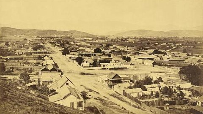 LA's Earliest Photographs