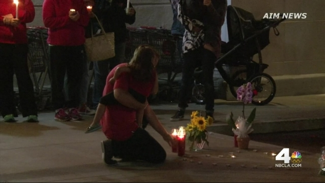vigil for woman who died after cvs liquor bottle attack in temecula