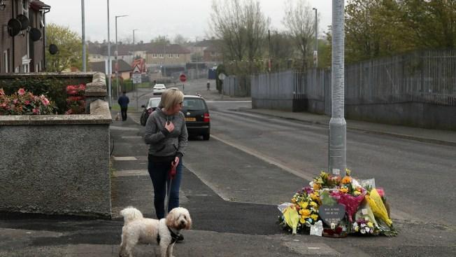 N. Ireland: Woman Arrested in Slaying of Journalist McKee