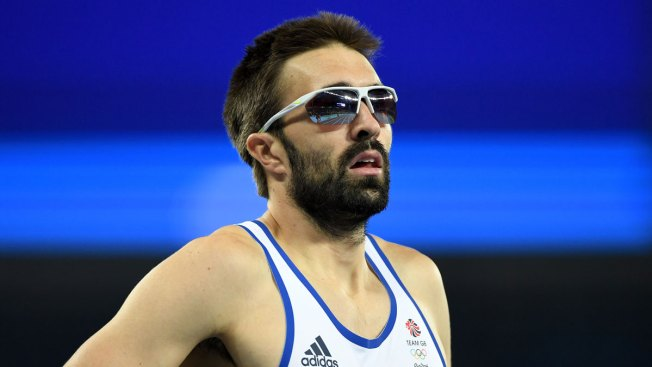 British Sprinter Martyn Rooney Apologizes for Post-Race Reaction