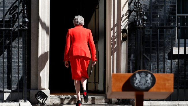 UK Race to Succeed Theresa May Heats Up With Focus on Brexit
