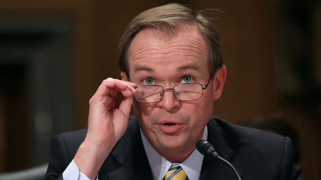 Trump Budget Director Defends Blueprint That Won't Balance