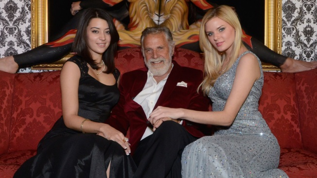 The 'Most Interesting Man in the World' is back