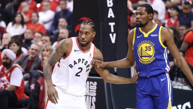 Kawhi to Lakers? Clippers? NBA Free Agency Finally Starts Sunday
