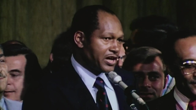 Coliseum Inducts Former LA Mayor Tom Bradley Into Court of Honor