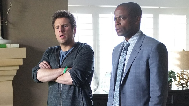 """Psych"" Series Finale: a Near Break Up, a Proposal and More of the Best Moments"