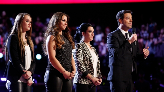 """Tess Boyer, Bria Kelly Ousted From """"The Voice"""" as Voters Pick Top 8"""