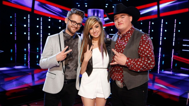 """Top 3, Special Guests Set to Rock """"Voice"""" Finales"""