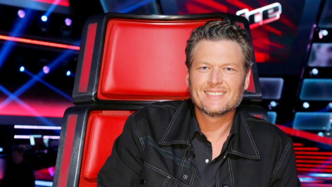 Blake Shelton Talks Losing Weight on a 'Divorce Diet'