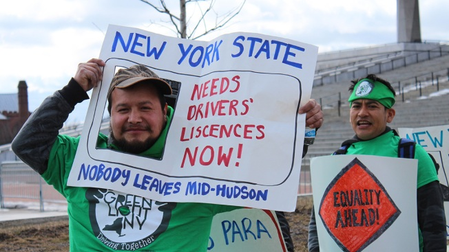 States Consider Driver's Licenses for Undocumented Immigrants Amid Ramped Up Immigration Enforcement