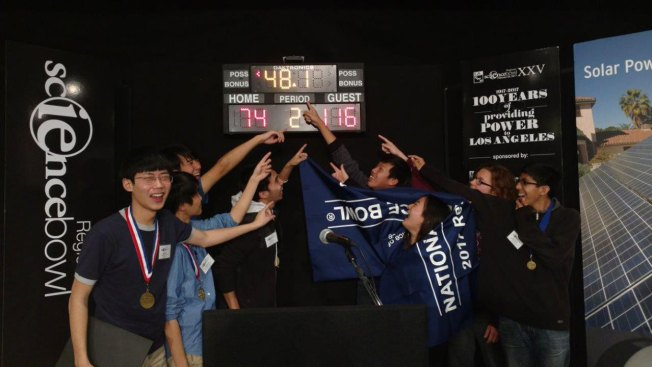 North Hollywood High Wins 18th Regional Title at LADWP Science Bowl