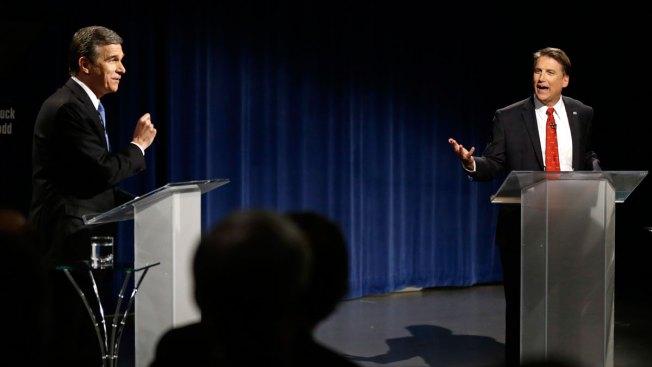 Democrat's Lead Widens in North Carolina Governor's Race