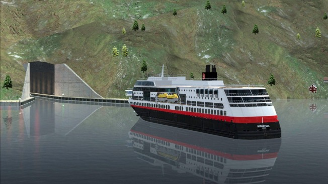 Norway Will Build the World's First Ship Tunnel