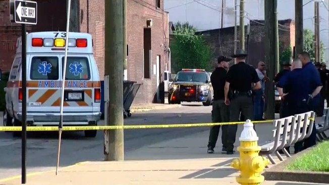 Judge shot, hurt near OH courthouse; suspect killed