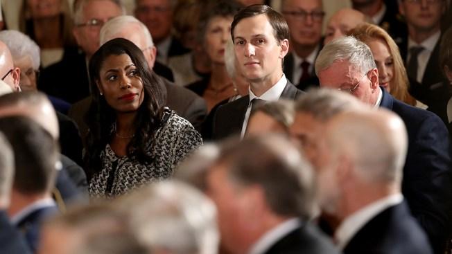 Omarosa's Departure Raises Questions About White House Diversity