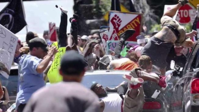 Bond Denied for 2 SoCal Men Charged in Charlottesville Rally Violence