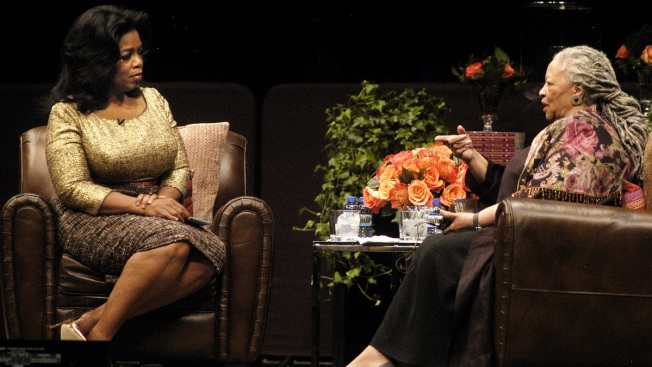 Oprah Winfrey Praises Her Late Friend and Idol Toni Morrison