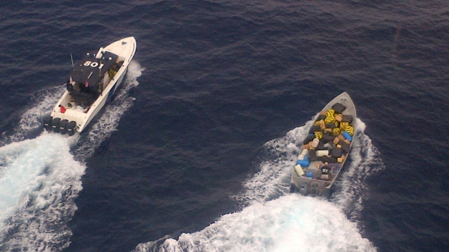 $2.8M in Pot Seized from Boat Off San Diego Coast