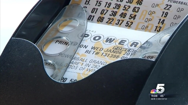 Powerball numbers drawn for $500 million jackpot