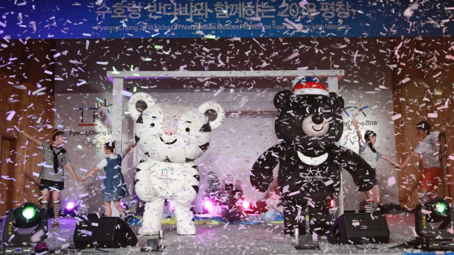 Countdown to PyeongChang 2018 Winter Olympics Begins