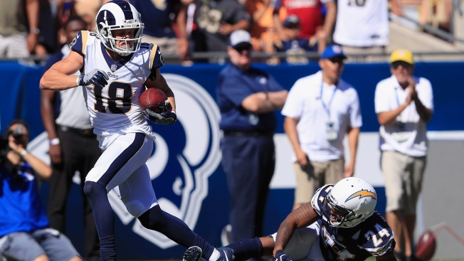 Rams Top Chargers 35-23 in LA's Newest NFL Rivalry