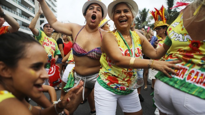 'Blocos': Rio Carnival Evolves Into Low-Cost Street Party Extravaganza