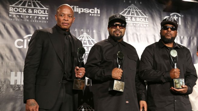 NWA Joins Rock Hall With 4 Rockers From the 1970s